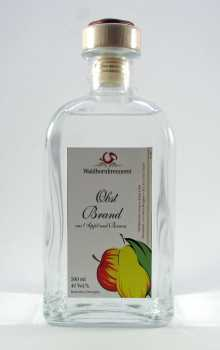 0,5Ltr. Obstbrand  40% vol.