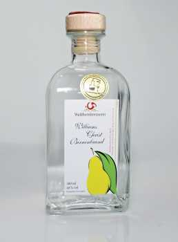 0,5Ltr. Williams Christ Birnenbrand 40% vol.